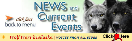 Wolf Song of Alaska News